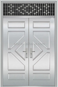 AFOL residential ss stainless steel door design