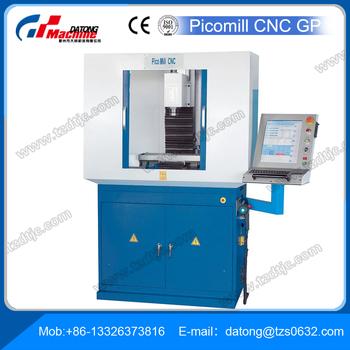 Cnc Mini Drill Press/milling Machine - Picomill Cnc Gp For Training,Model  Construction And Small Batch Productions - Buy Cnc Mini Drill Press/milling