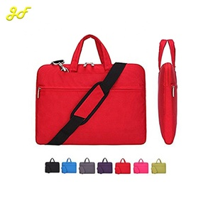 20 Years Factory Free Sample High Quality Ladies Laptop Shoulder Messenger Bag