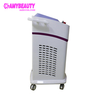 2019 new product 808nm/755nm/1064nm cooling system portable diode laser permanent hair removal machine for salon use