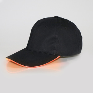 GZ fast delivery flash light led baseball cap