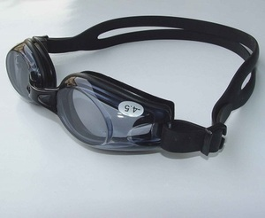 Custom design silicone myopia swimming goggles 800F,swimming goggles,silicone swimming goggles