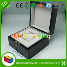 MYD Packing paino paint wooden watch box