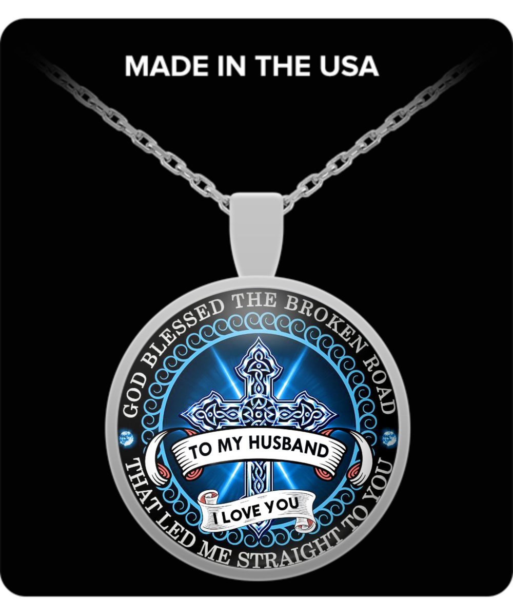 Get Quotations Husband Gifts Necklace I Love You My Anniversary For