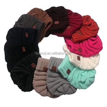 Cheap High Quality Cc Beanie-- Warm Winter Hat Beaine