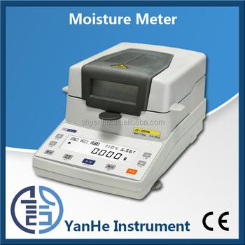 Xy-105mw 0.005g Digital Moisture Meter Moisture Content Testing ...