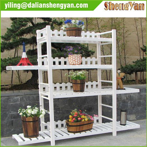 Flower Pots Rack Shelves, Flower Pots Rack Shelves Suppliers And  Manufacturers At Alibaba.com
