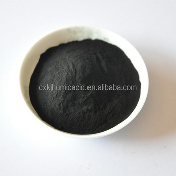 Potassium Humate From Xinjiang Leonardite To Stimulate Plants Growth
