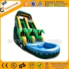 China cheap inflatable pool slide used inflatable water slide A4052