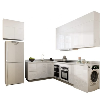 Oppein 2 Pac Polyurethane Kitchen Design Lacquer Kitchen ...
