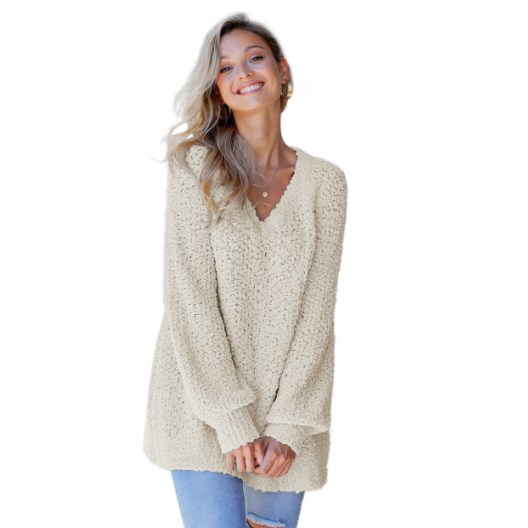 Warm Knitwear Women Soft Cashmere Sweater