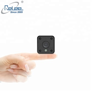 Mini hidden portable cam monitor baby outdoor Wireless wifi ip camera
