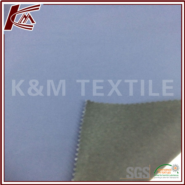 Outdoor Material Mechanical Elastic Bonded 100 Polyester Tricot Fabric