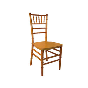 cheap wedding banquet rental chairs with cushion seat