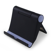Cell Phone Tablet Mini Stand Portable Multi-Angle Desk Mobile Phone Holder