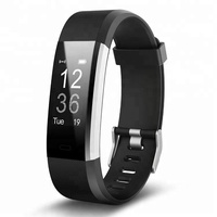Veryfit Smart Wristband Digital Bracelet Watch Sport Smart Wristband