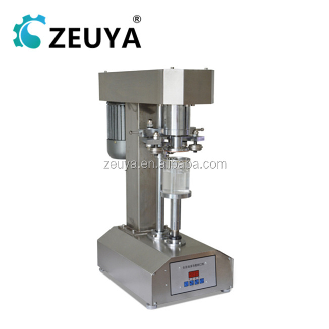 ZEUYA New Arrival plastic bottle sealer Manufacturer TDFJ-160S
