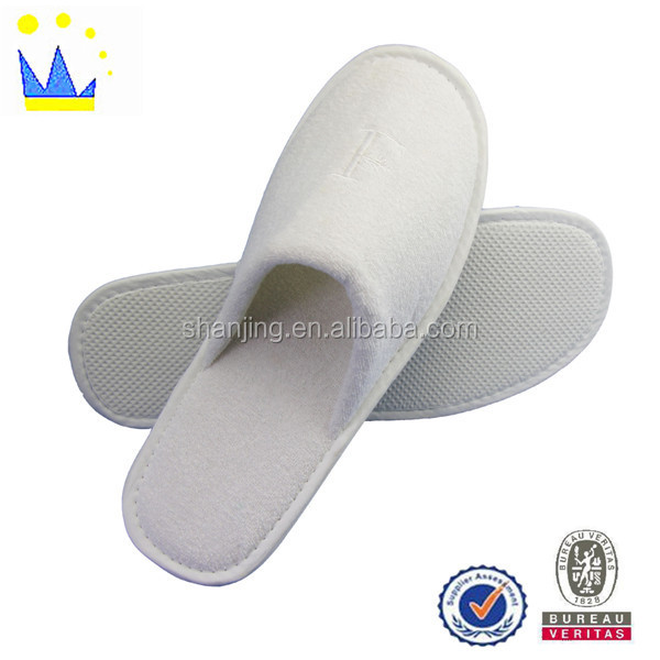 chines tradit house waffle rubber star line hotel slippers