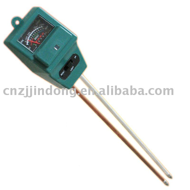 Special design of 3 in 1 Garden soil tester (ce/rohs)