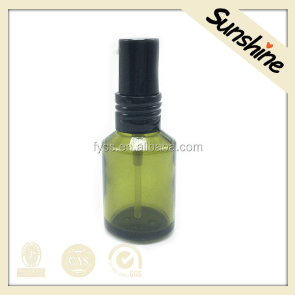 skincare lotion spray cosmetic serum glass bottle for facial cream