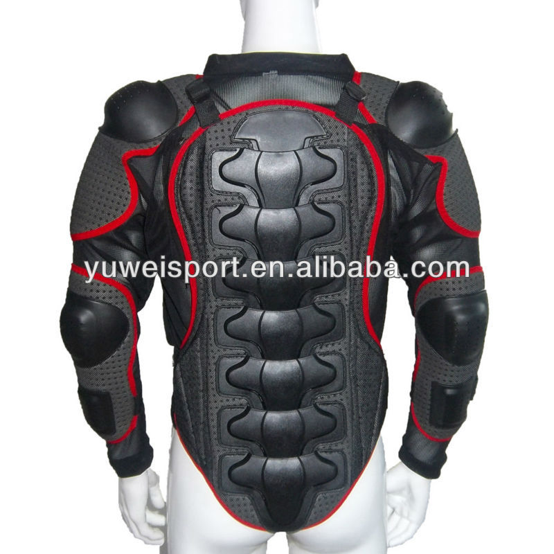 Cool armor for motorcycle rider/ high quality material for armor suit