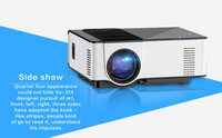 VS314 Home Cinema HDMI 1080P 1500 lumens HD led video projector china