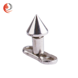 316l stainless steel 14gauge microdermal piercing