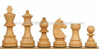 Wooden chess 117