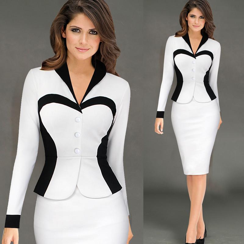 Fall Work Dresses