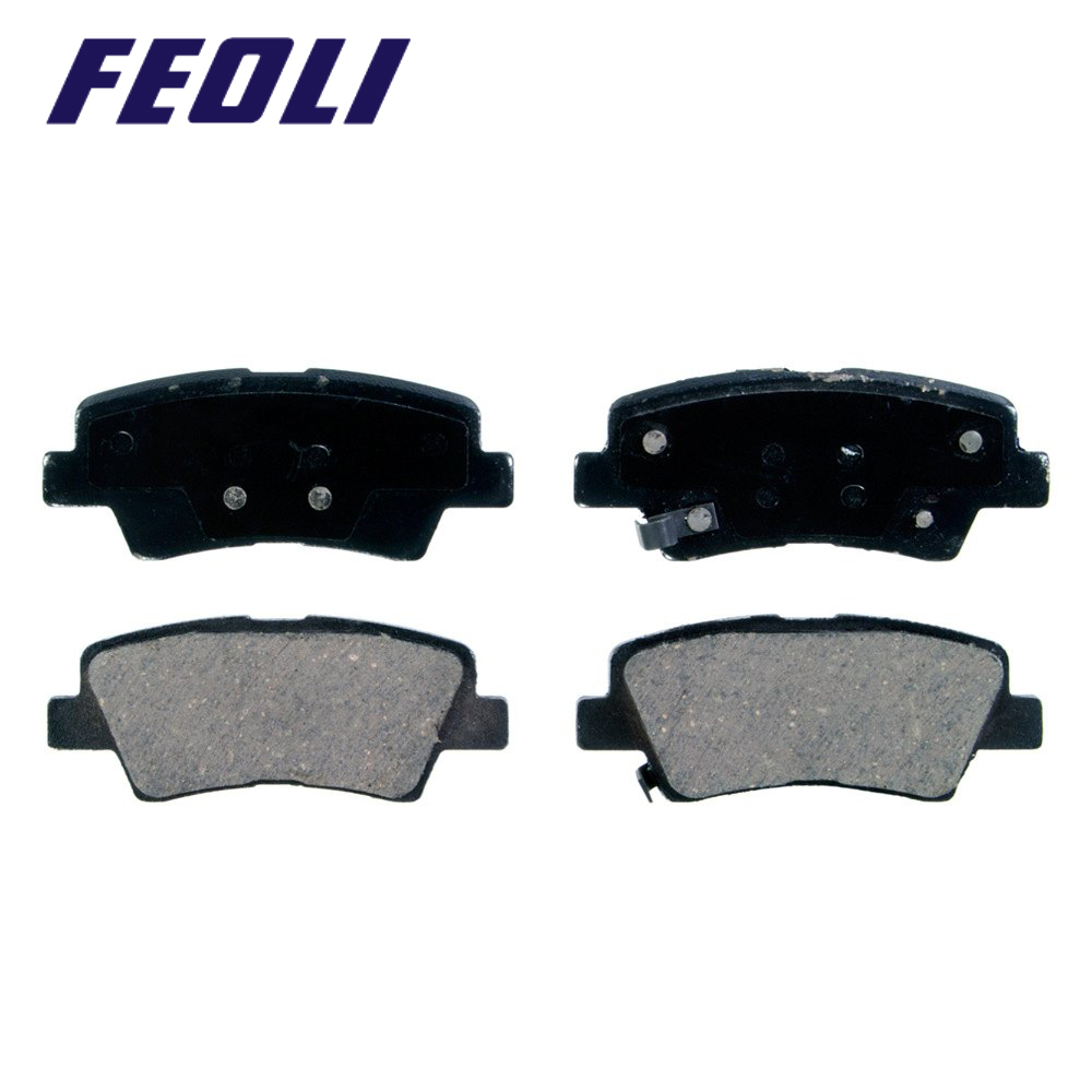 Hot Sale Auto Spare Partes Brake Pads FMSI D922 Of China for Cadillac CTS 2002 Year STS 2005 Year