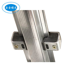 Galvanized stainless steel c ceiling carrying channel