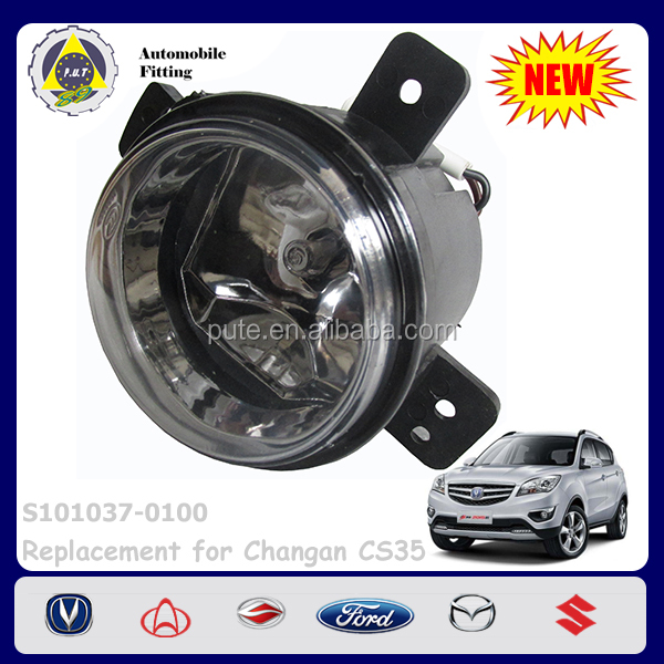 Car Accessories S101037-0100 Front Left Fog Lamp for Changan CS35