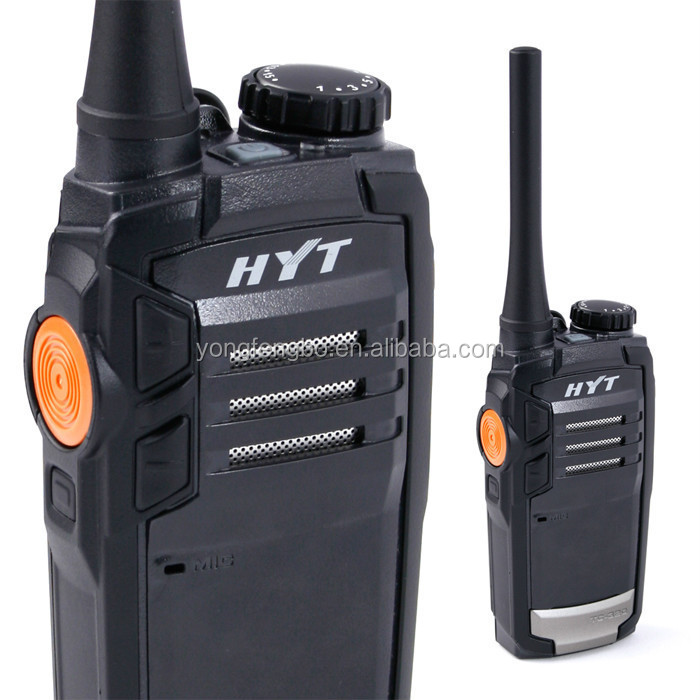 Original HYT Hytera TC-320 UHF 450-470MHz Commercial Two Way Radio Portable
