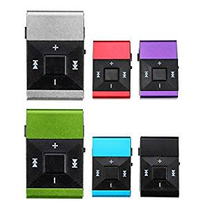 (Random Color) Fashion Mini 8GB USB Clip Digital Sport Mp3 Music Player Maximum Support 8GB TF Card / . Fashion Mini 8GB USB Clip Digital Sport Mp3 Music Player Maximum Support 8GB TF Card . .