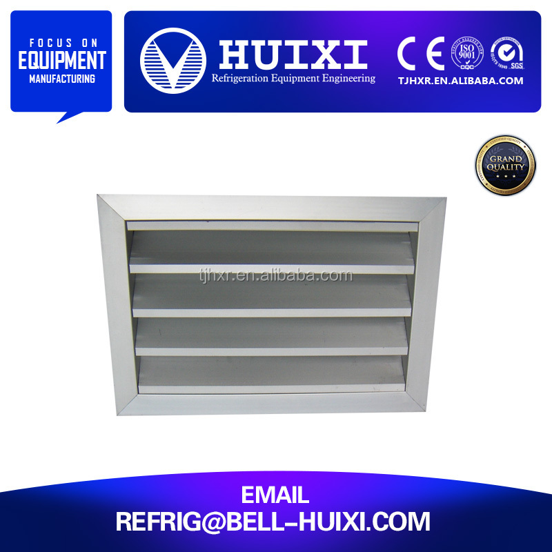 Stainless Steel Hvac Air Duct Wall Waterproof Vent