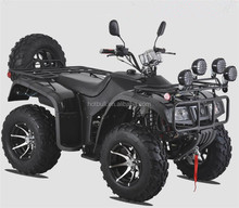 2017 high quality big size 300cc 4x4 farm atv quad bike