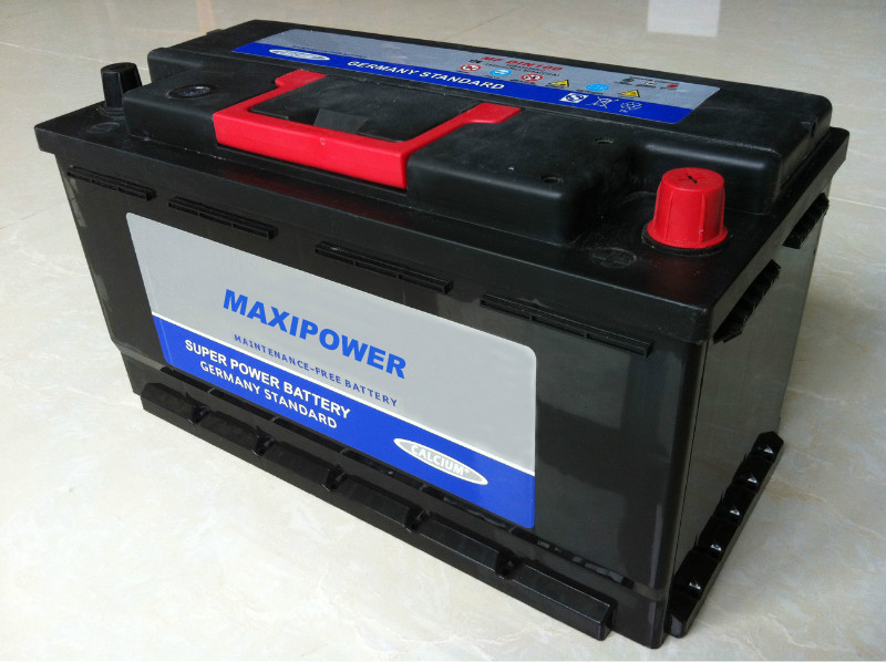 China 12V Auto MF Car Battery
