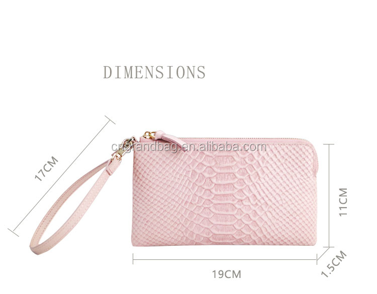 47942541bd8 Beautiful Fancy Python Skin Leather Women Clutch Bag Ladies Hand Purse With  Wrist Strap - Buy Ladies Hand Purse,Clutch Bag Ladies,Ladies Purse Product  ...