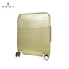New Model 3 Pcs Luggage Travel Set Bag Abs Pc Trolley Suitcase