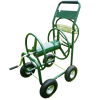 Four wheels heavy duty garden hose reel cart for watering