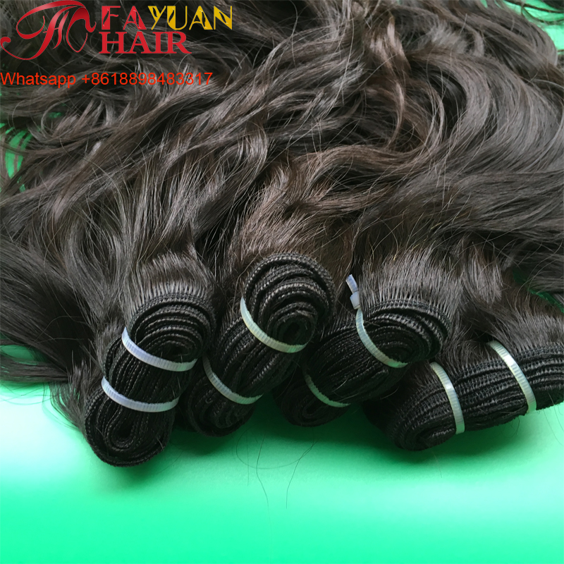 The best seller all over the world wavy human hair cambodian human hair raw cambodian hair from cambodia