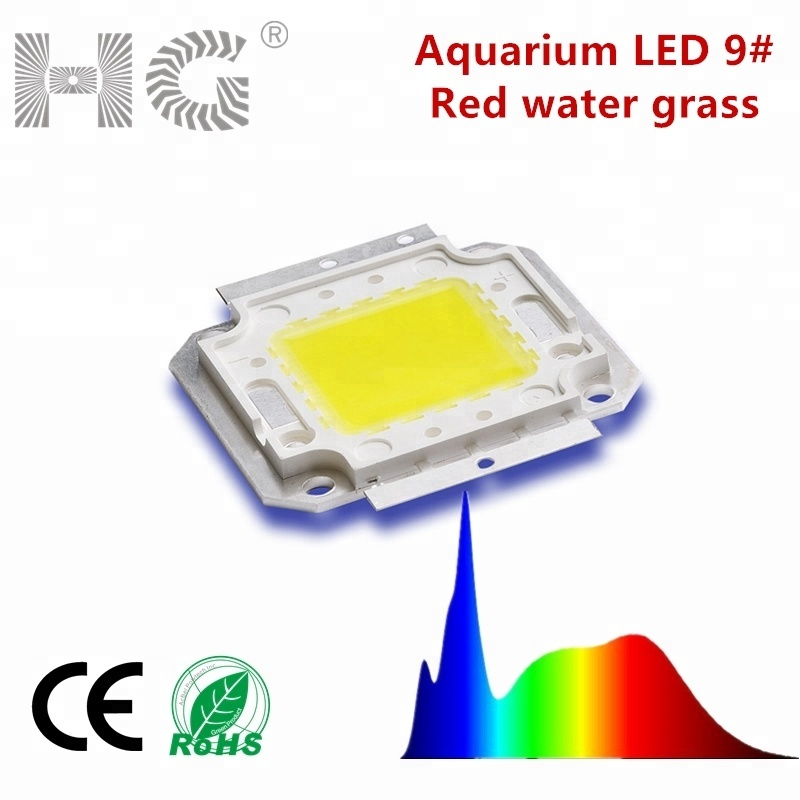 Fabriek groothandel high power 50 w rood gras Aquarium aquarium Led Verlichting
