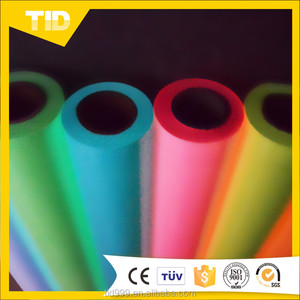 2016 Hot Sale luminous transfer film for clothing/shoes glow in dark plotter film