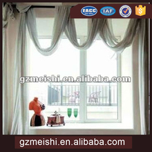 Compare Summer New Type Shading flocking fresh black curtain