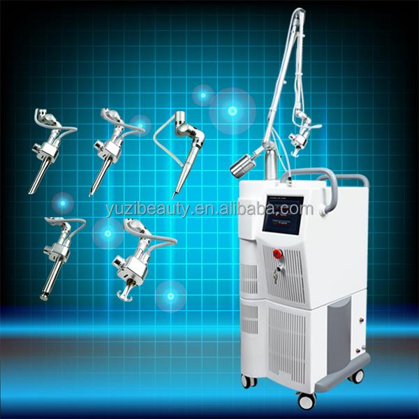 Usine prix vaginal serrant fractionnaire co2 laser/médical laser fractionnel co2 machine de serrage vaginale