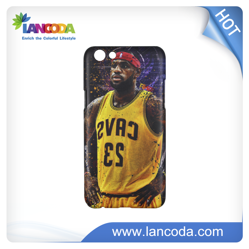 3D Sublimation Heat Transfer Printing phone Case for OPPO F3