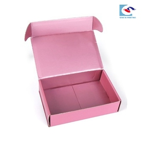 Manufacturer Cheap Custom packaging shipping carton mailing boxes for clothing