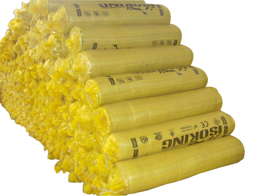 what is insulation soundproof glass wool blanket with CE SGS ISO certificate