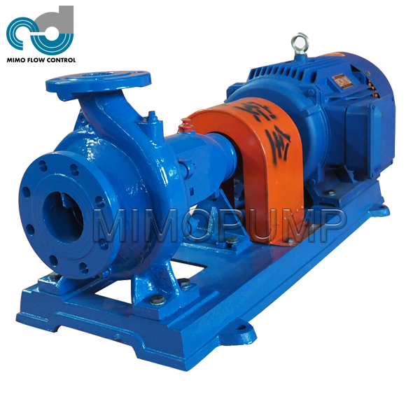 High Flow Single Phase Water Pump with Motor 18.5kw Connection