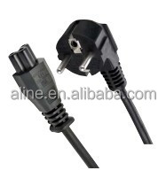 OEM Euro 3pins Power Cord with C5 Connector